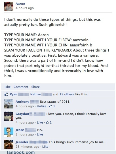 Twilight haters rule!