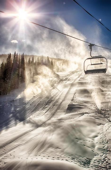 Copper Mountain, Colorado, 2011. @Bryan Salek is this where you want to go this year?