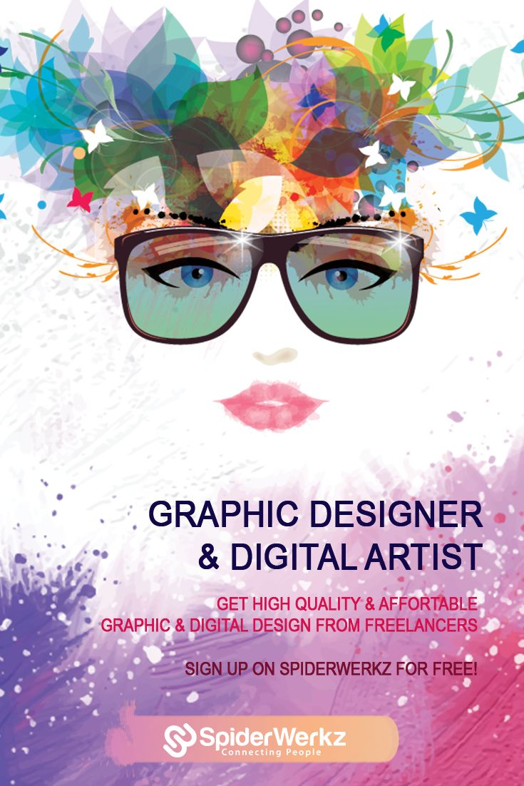 Poster design jobs online - Hire Expert Freelance Graphic And Digital Designers For Your Online Job Signup Now On Spiderwerkz