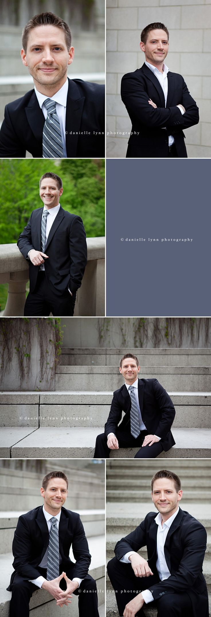 Men's Professional Headshots by Danielle Lynn Photography in #Ottawa