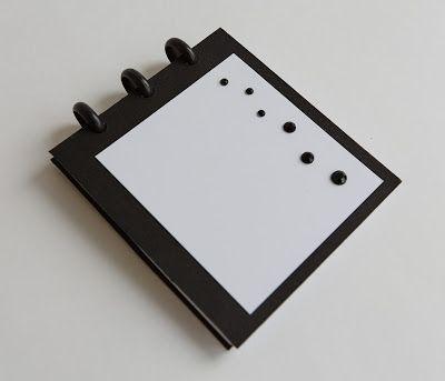 Блокноты и только :0): Блокнот для рисунков zentangle или doodle на дисках