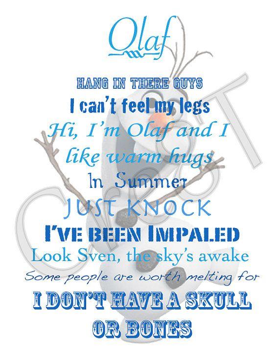 Disney frozen love quotes