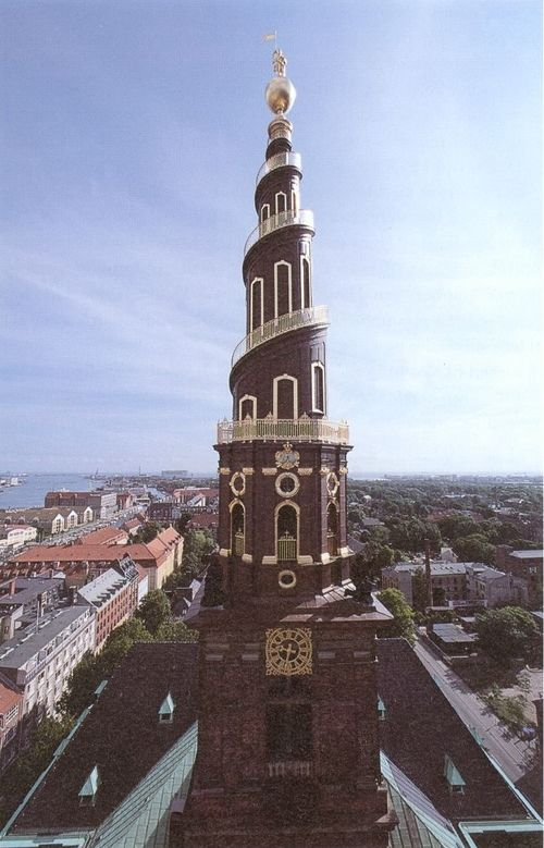 Vor Frelser Tårn