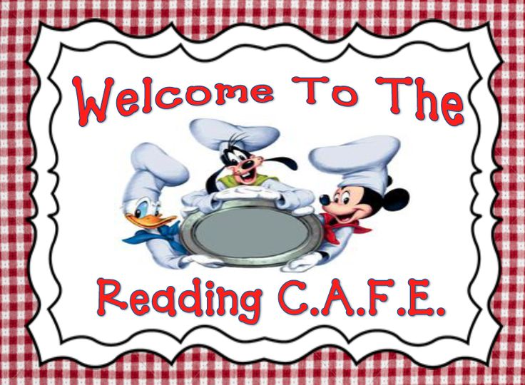 Disney CAFE Bulletin Board and Poster Set. See these and other Disney products on my TpT store: http://www.teacherspayteachers.com/Product/CAFE-Bulletin-Board-Kit-and-Poster-Kit-Disney-Themed-1309828