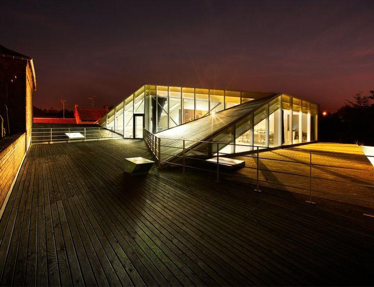 Médiathèque de Proville - Tank Architectes