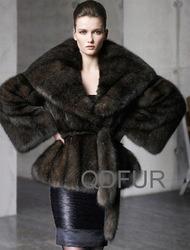 Sexy Sable: Fur Coats, Fabulous Fur, Exotic Fur