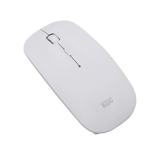 Advanced Mouse Super Slim Rechargeable Bluetooth 3.0 Wireless Mouse For PC/Laptop/Android Tablet