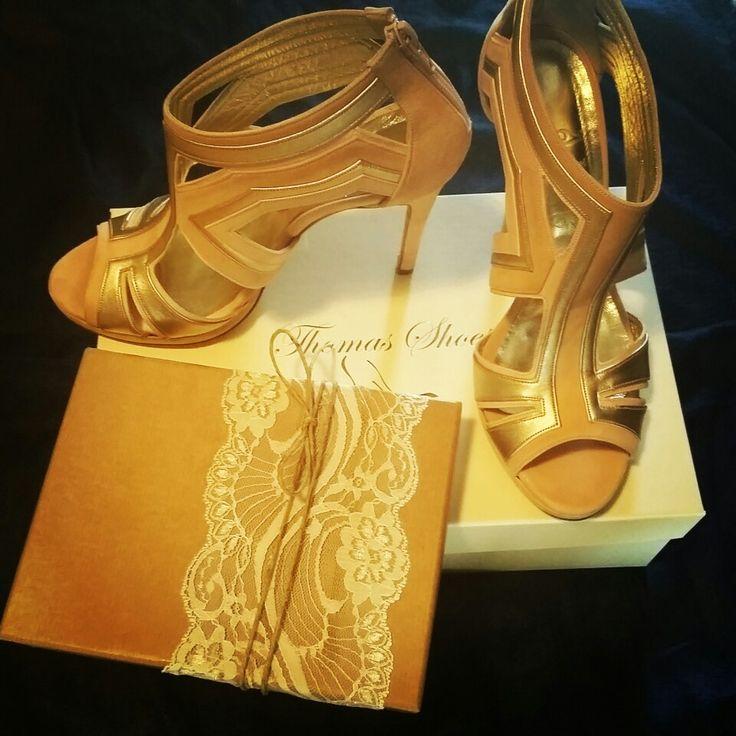thomas shoes wedding