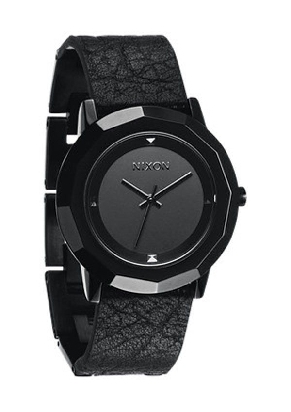 #Nixon Womens Watch The Bobbi All Black