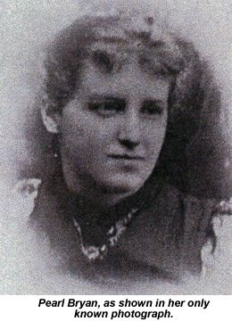 Pearl Bryan, killed by her boyfriend and his buddy after she told him she was pregnant.  They thought she died of the abortion he tried to give her, but the coroner decided that she died when they decapitated her, trying to dispose of the evidence.  NEVER go to a half-trained dentist for an abortion, ladies.