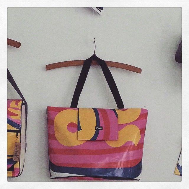 Lovely colours! #cimbi #love #atfirstsight #bag #bigbag #girly #eco #ecofriendly #designer #pall #buddy #friend #mate #spring #summer #need