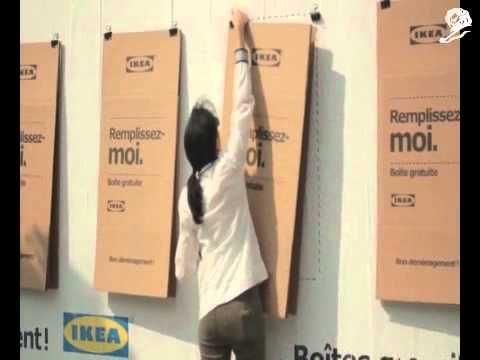 IKEA - MOVING DAY WILD POSTINGS - Cannes 2012