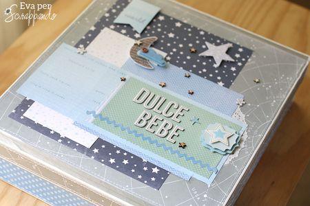 minialbum bebè