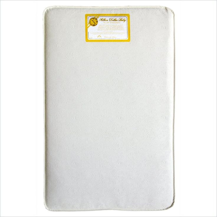 "Lowest price online on all DaVinci Sunshine 3"" Mini Baby Crib Mattress Pad - M5342C.49.97 was 109.00 MADE IN THE USA!"