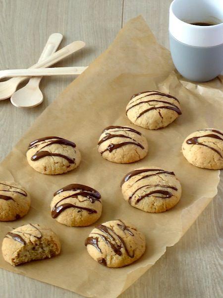 Chocolade Tarwe Koekjes -