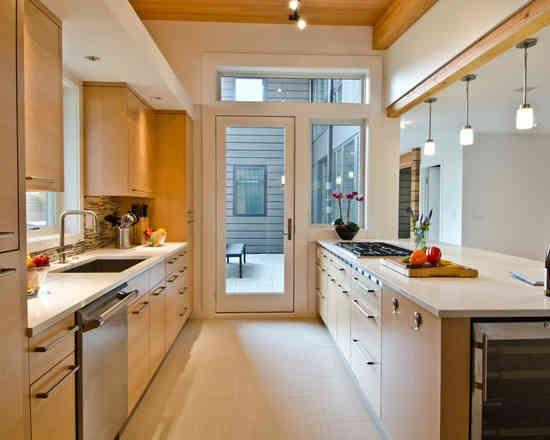 Small Galley Kitchen Renovation