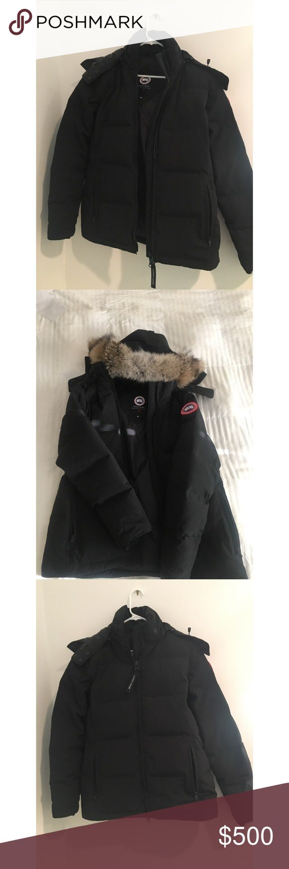 Canada Goose Women's Coat, EXCELLENT condition! Hardly worn*** Authentic Canada goose coat! Perfect for winter weather and sports! Canada Goose Jackets & Coats