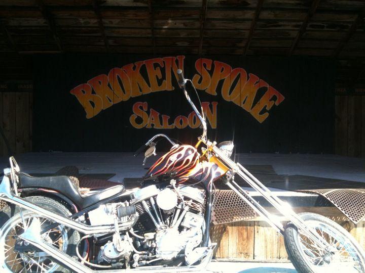 Broken Spoke Saloon in Sturgis, SD