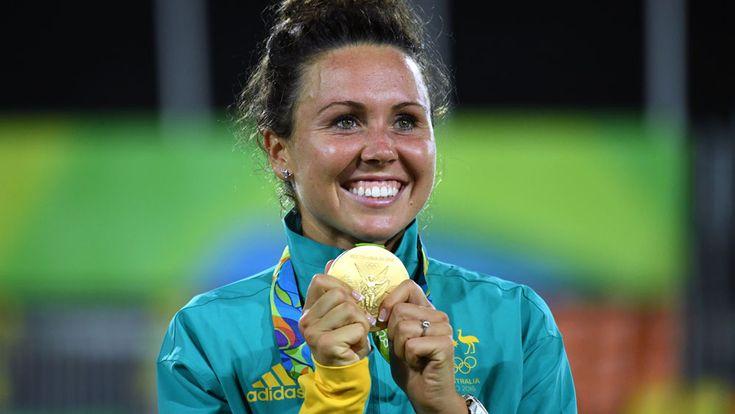 Rio Olympics: Chloe Esposito wins gold in modern pentathlon - Olympics