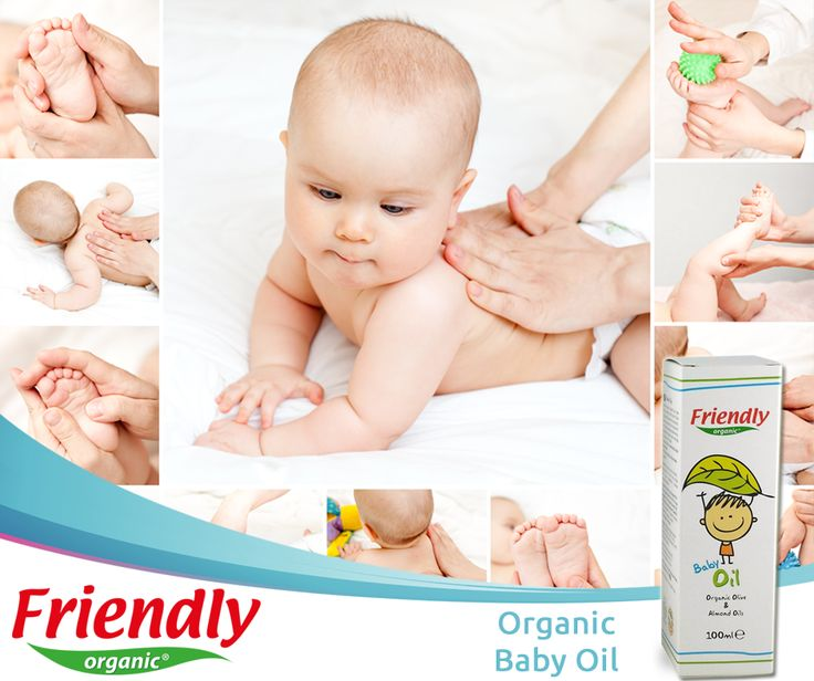 Specially formulated with certified organic oils, Friendly Organic® Baby Oil helps soften and protect baby's delicate skin. It is easily absorbed and doesn't leave a greasy film on skin.