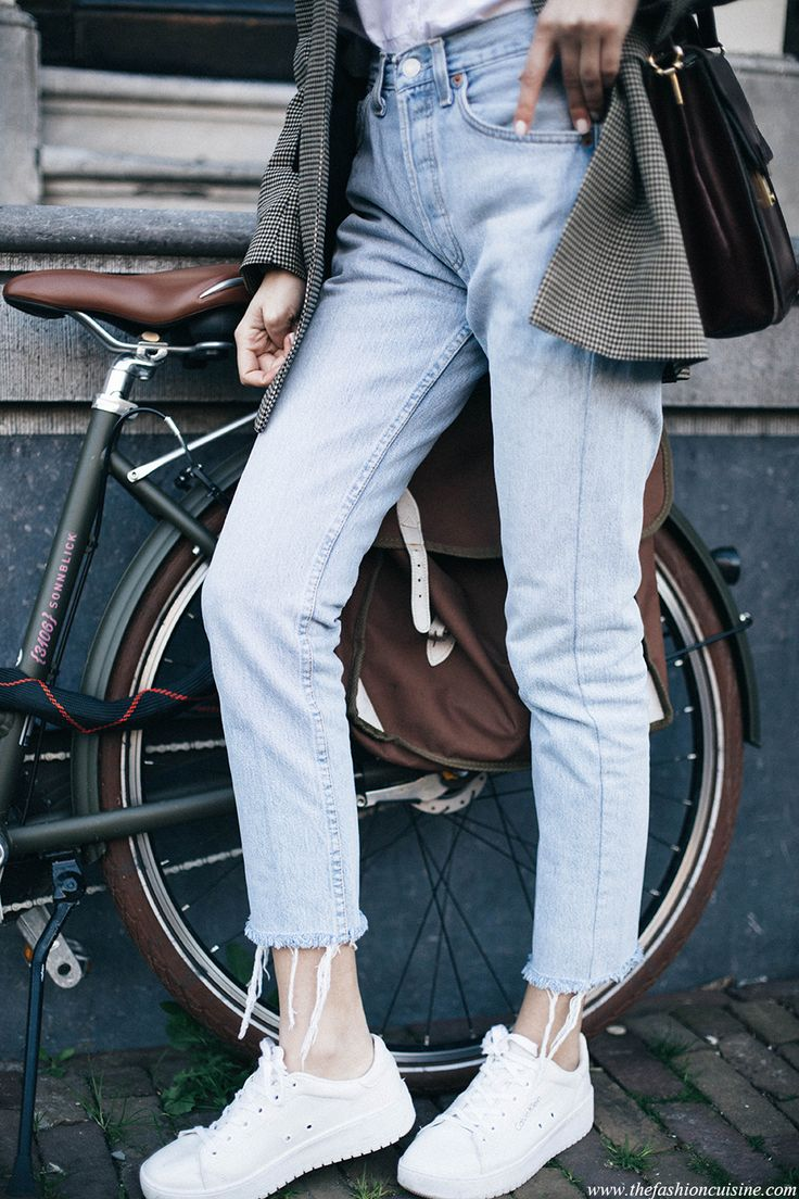 The Most Perfect Pair of Levi's 501 Jeans (The fashion cuisine)