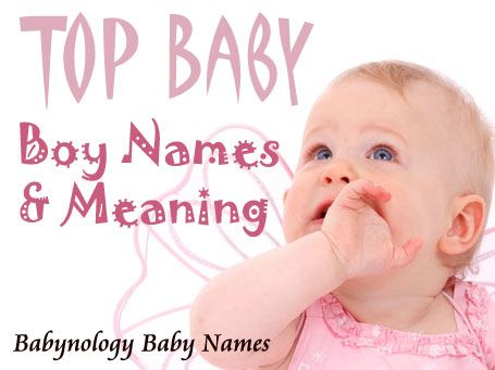 What are the best baby names suits your baby's personality by the numerology and meaning. http://www.babynology.com/top-baby-names.html