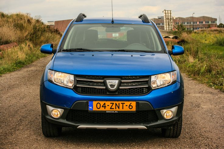 Dacia Sandero Stepway Voorkant
