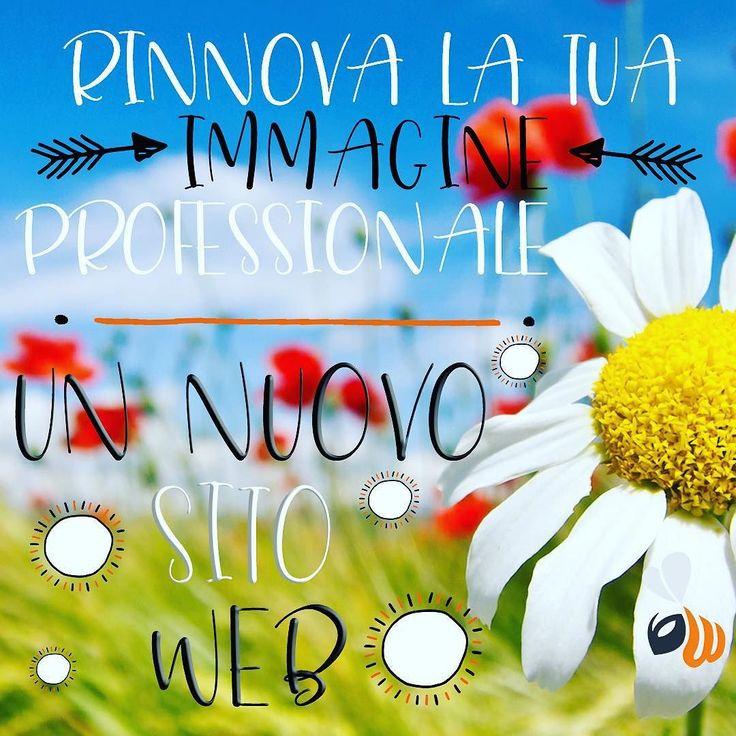 Rinnova ma tua immagine professionale! Con un nuovo fiammante bellissimo e velocissimo sito web! Info@wombo.it #sito #sitoweb #web #website #online #design #agency #agencylife #photooftheday #picoftheday #bestoftheday #milan #milano #womboit