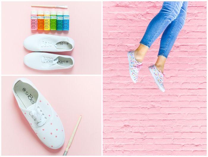 ▷ 1001 idées pour customiser ses chaussures - trucs et astuces ...