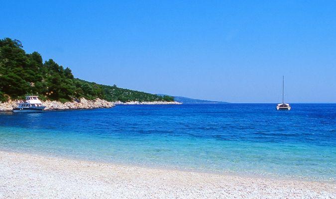 Leftos gialos Alonissos Beach