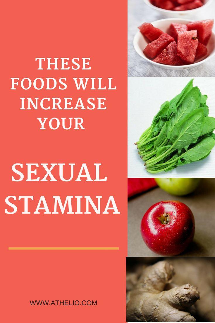 Otte fødevarer, der øger seksuel udholdenhed Fitness Fitness-7854