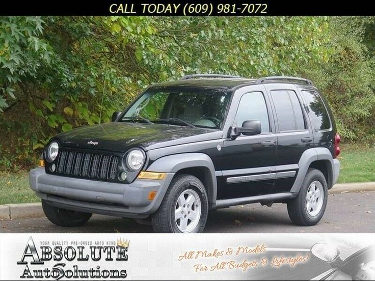 2005 Jeep Liberty Sport 4WD 4dr SUV in 2020 Jeep liberty