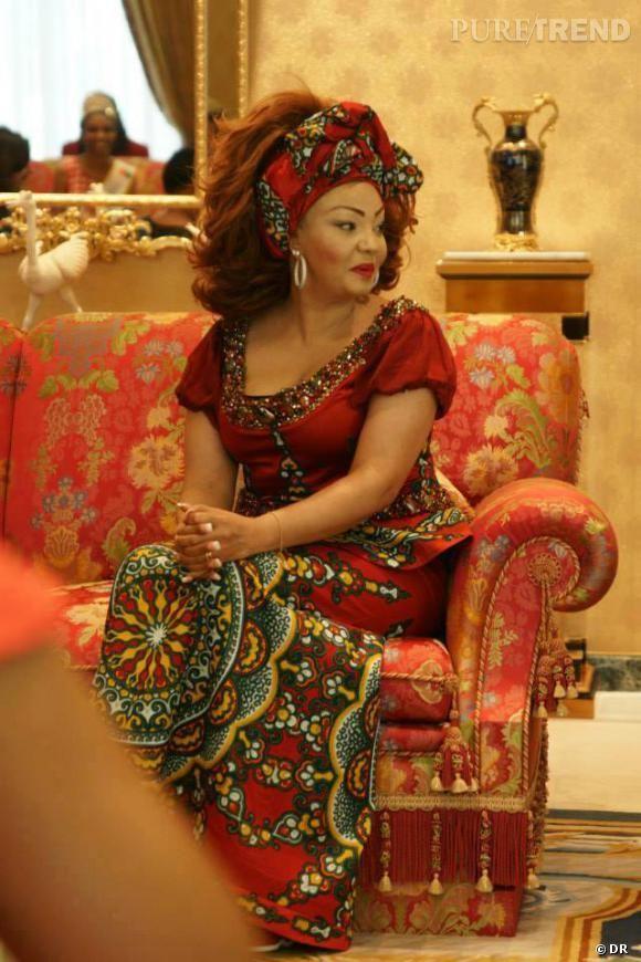 Chantal Biya, l'élégance souveraine de la Première Dame du Cameroun