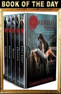 http://theereadercafe.com/ #kindle #ebooks #books #nook #romance #paranormal #boxset #CarmenDeSousa