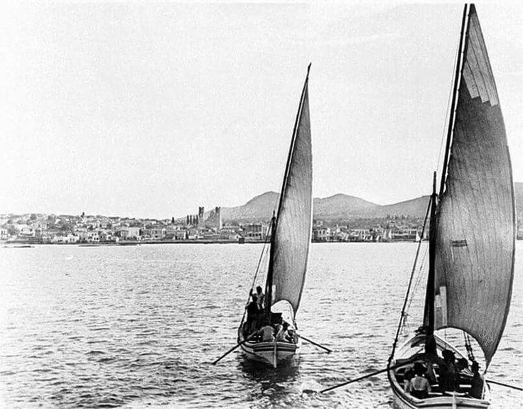 1920 ~ Aegina island