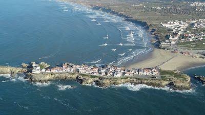 Ilha do Baleal Portugal