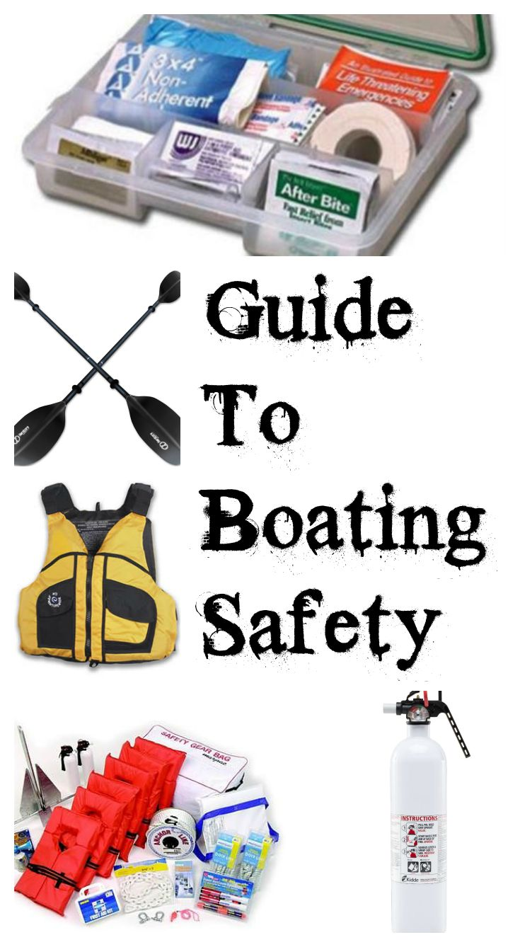 Check out these #boating #safety must haves! Click here for my #ebay guide.