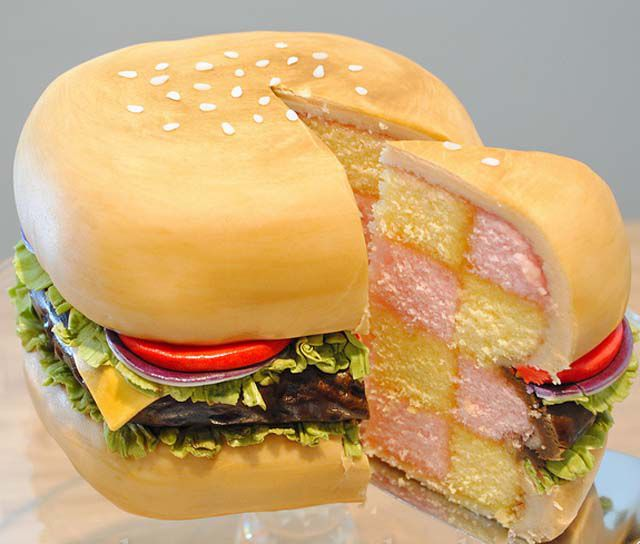 1000 ideas about hamburger cake on pinterest hamburger for Ottos burger hamburg
