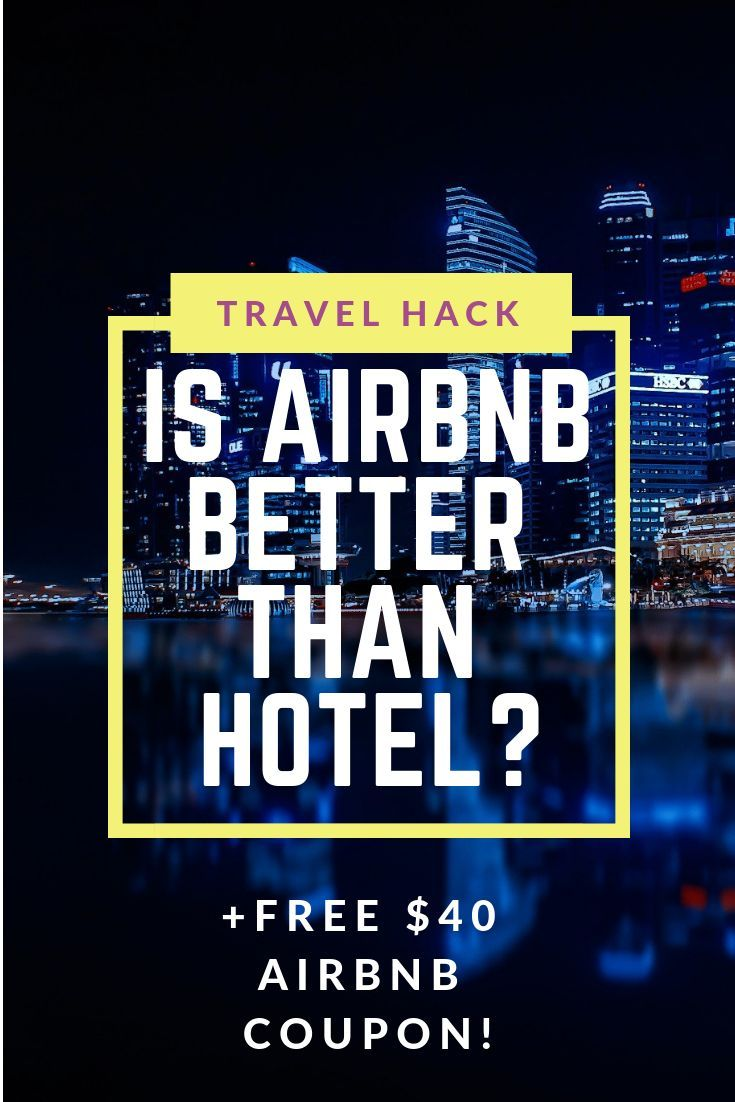 Travel tip: Why is travelling with Airbnb great | HOTEL