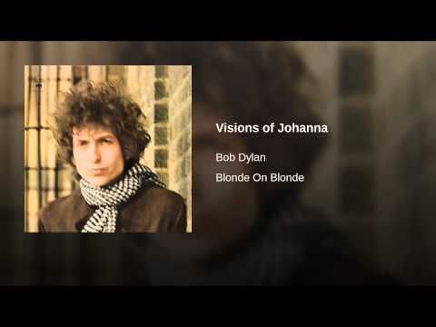 Visions of Johanna by Bob Dylan... 'The ghost of electricity howls in the bones of her face...' My muse into a whole new world started right here.  This song- the meter, the laid back 2 am vocals, the cool of a young poet and the inflection of the urban experience- its all right here. Kerouac, Rimbaud, Burroughs, Ginsberg... haunting the recesses of song.
