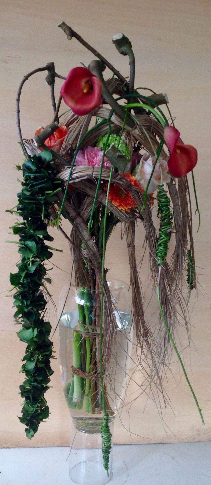 Standing bouquet, Paul Boerrigter