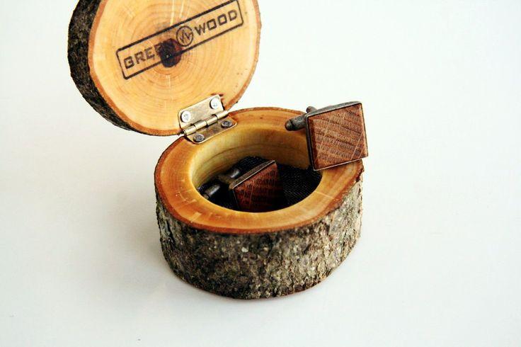 Green Wood - Деревянные Кольца | VK