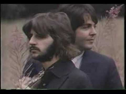 In the end...The love you take... The Beatles