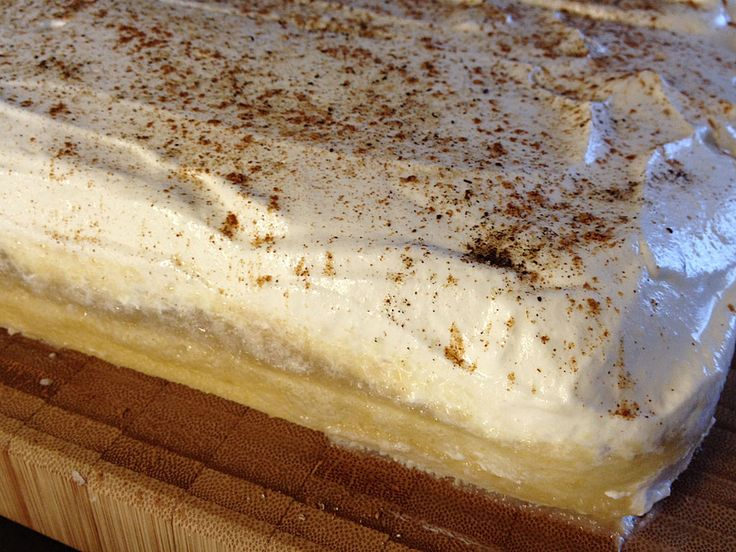 Apfelmus - Kuchen vom Blech 5