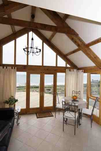 Interior Windows Barn Beautiful Wales Barmouth Luxury