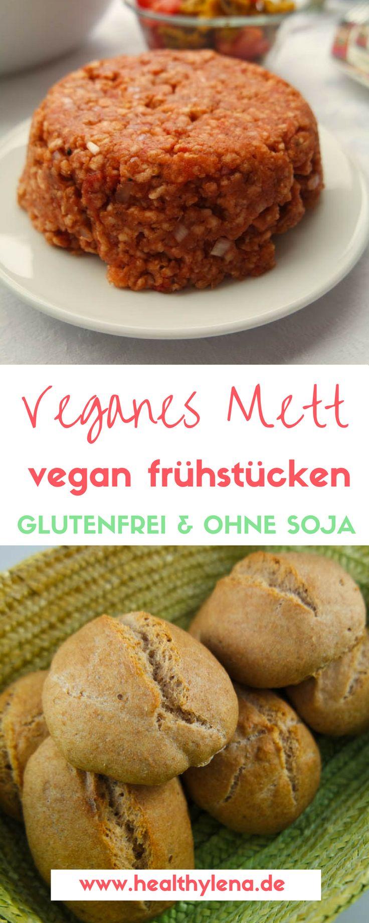 Vegan Brunch: Brunchrezepte für vegane Brotaufstriche – Lilli Schletgauer