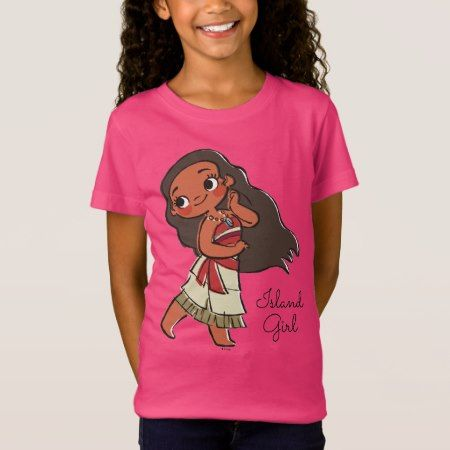 Moana | Island Girl T-Shirt - tap to personalize and get yours