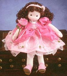 Sleeping Beauty Doll | Sundays Child