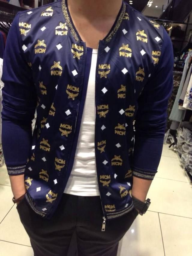 Best 25 mcm jacket ideas on pinterest jordan outfits for What does mcm the designer stand for