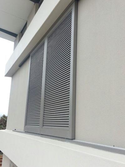25 best ideas about aluminium shutters on pinterest - Aluminum window shutters exterior ...
